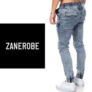 Zanerobe Sureshot Acid Wash Joggers - Size 32